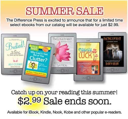 Summerebooksale