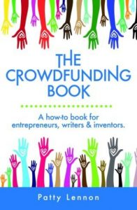The Crowdfunding Book - Patty Lennon - SMALL